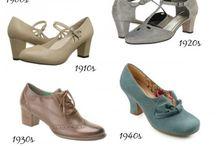 Schuhe shoes 1920