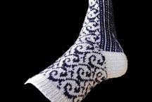 Knit/socks