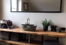 Haus Badezimmer