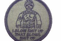 I blow sh*t up