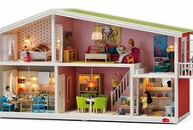 Dollhouses and Teeny Things