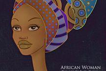 Arte de áfrica y afroamericano