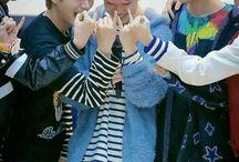 Fingers BTS