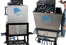 Making Biodiesel / Equipment for making biodiesel