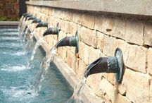 Formal Water Features
