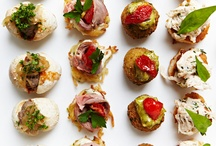 Party Food & Catering / Party food & catering inspiration for your next event, from canapés for your cocktail party to celebration cakes for birthdays.