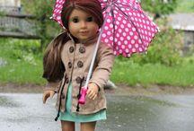 American girl boneca / American girl boneca
