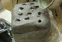 reidratare argilla