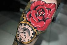 Tattoos With Roses – The Latest Trends