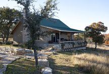 Lodging  / Beautiful scenic views and upscale accommodations in the Hill Country / by Joshua Creek Ranch