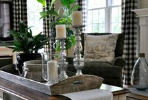 Black and white / Home ideas