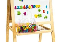 Educational Toys / Toys for Kids Rooms which are both Fun and Educational.