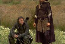 Borde också ha en lotr och hobbit tavla!