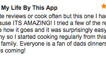 Reviews of our apps / Nibble Apps: Our best reviews