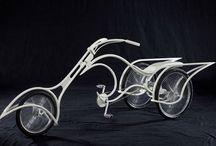 Bikes / by Megan Lapp