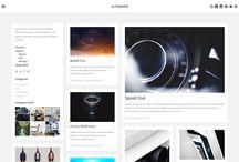 Website & Web Design Ideas