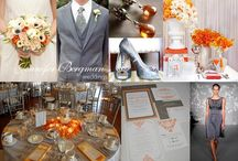 My Style Pinboard / Wedding style ideas and moden colour palettes / by Melanie Rebane Photography