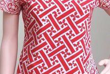 batik atasan