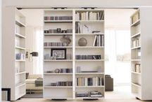 pareti mobili attrezzate