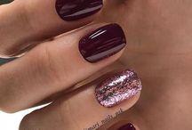 Nails / Nails, tips.