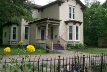 Historic Buildings in Granite Falls and area / Historic buildings in or near Granite Falls MN