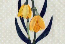 fiori fatti a mano