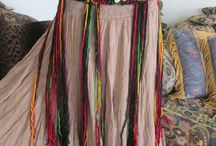 Cinturones tribal