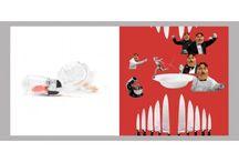LET'S COOK / Fotografia di Valentina Loretelli / Let's Cook è un progetto al crocevia tra fotografia, collage e narrative art che indaga la nostra società e la nostra identità attraverso l'idea di cibo e delle sue manipolazioni dando luogo ad opere godibili ed esteticamente impeccabili.
