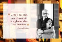 Zeba Stories / Stories about how Zeba came into existence, inputs from our founders and other anecdotes.