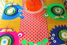 Crafts: Little Monsters