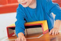 Indoor craft / play