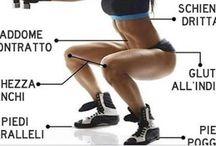 salute, esercizi fisici