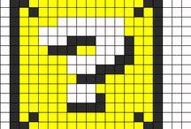 Creaciones en 2D para minecraft