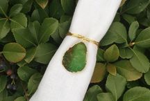 Emerald and Gold Wedding | Inspiration