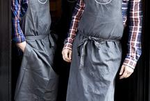 英国 飲食店 制服