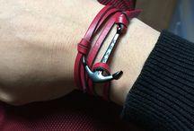 Pulseras de Ancla / Anchor Bracelets / Producción y venta de accesorios estilo náutico como pulseras de ancla, pulseras de anzuelo, con un concepto único. #Kraken #AnchorBracelets