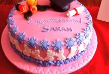 Graduation cakes / Graduation cakes from high school - University