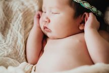 Newborn Portraits / Newborn portraits for Seattle families.  Laurel McConnell Photography, Seattle newborn photographer,  family lifestyle portraits.