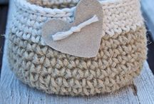 KNITTING, CROCHET AND MORE