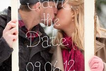 Save the date sign ideas / Looking for ideas for save the date signs