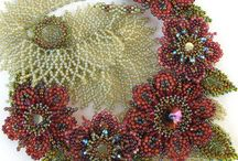 Stunning Beaded Jewels...