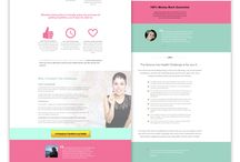 Sales Page Template