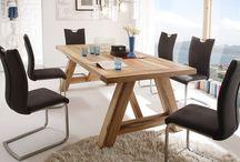 MCA Möbel / Moderne Esstische & Stühle - das sind die neuen Möbel von MCA-Furniture