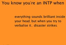 Personality: INTP