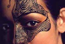 Contemporary Maori Tattoo