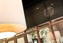 """HP´s Haute Printing by Egue y Seta / Así como el término """"Haute Couture"""" hace referencia a la confección de prendas exclusivas a medida del cliente, el """"Haute Printing"""" de Hp Latex viene a mostrar todo el potencial de su tecnología HP Latex a la hora de crear espacios únicos que atiendan a las necesidades estilísticas de los usuarios más sofisticados y exigentes."""