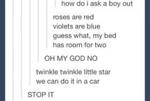 Pick-up Lines