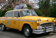 American Checker Cab / American Style Checker Cab from the Streets of New York and Chicago...