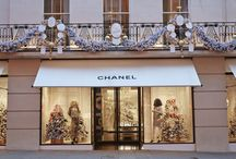 JUSTSO & CHANEL / CHANEL CHRISTMAS EXTERIOR 2014