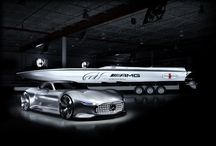 Mercedes-AMG Cigarette Racing Vision GT Concept   / Mercedes-AMG and Cigarette Racing have stepped it up, taking the Gran Turismo vision to the ocean with an extraordinary new boat.